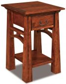 Bellevue 1-Drawer Nightstand