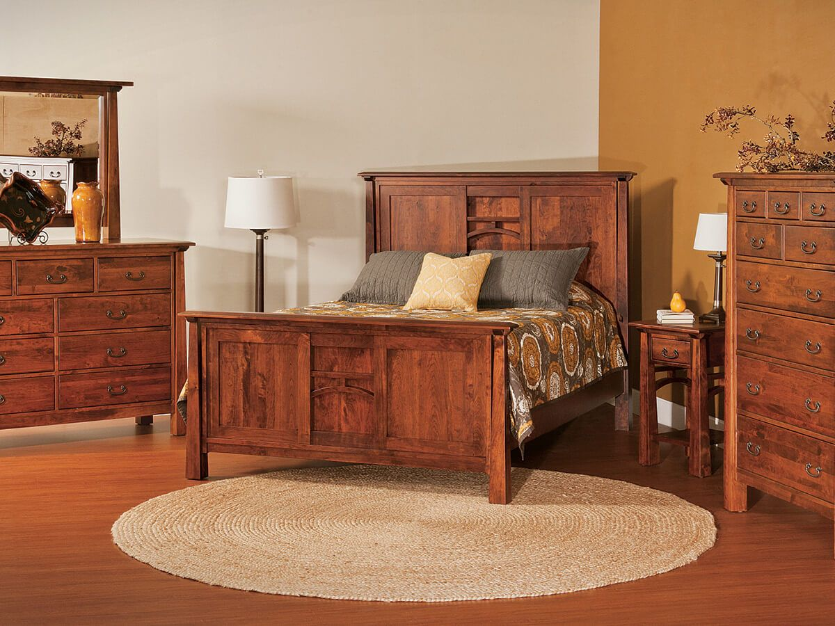 Bellevue Bedroom Collection