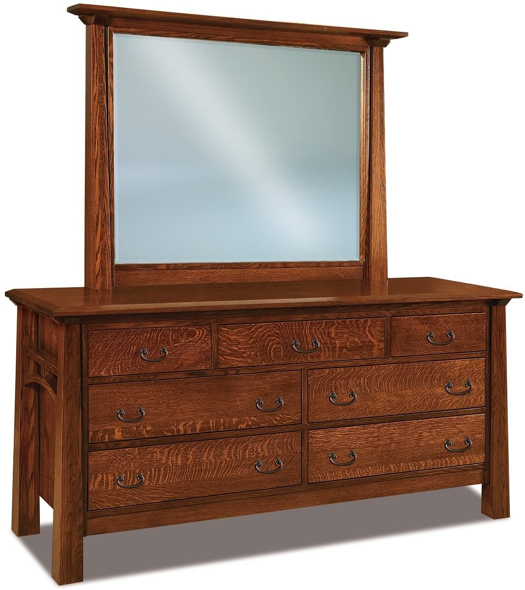Bellevue Dresser with Mirror