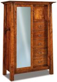 Bellevue Sliding Door Armoire