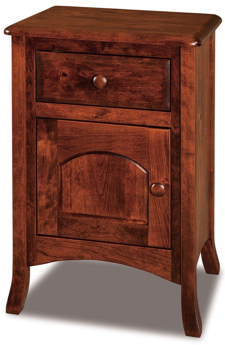 Bradley Door Nightstand