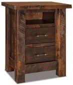 Brinkley 2-Drawer Nightstand