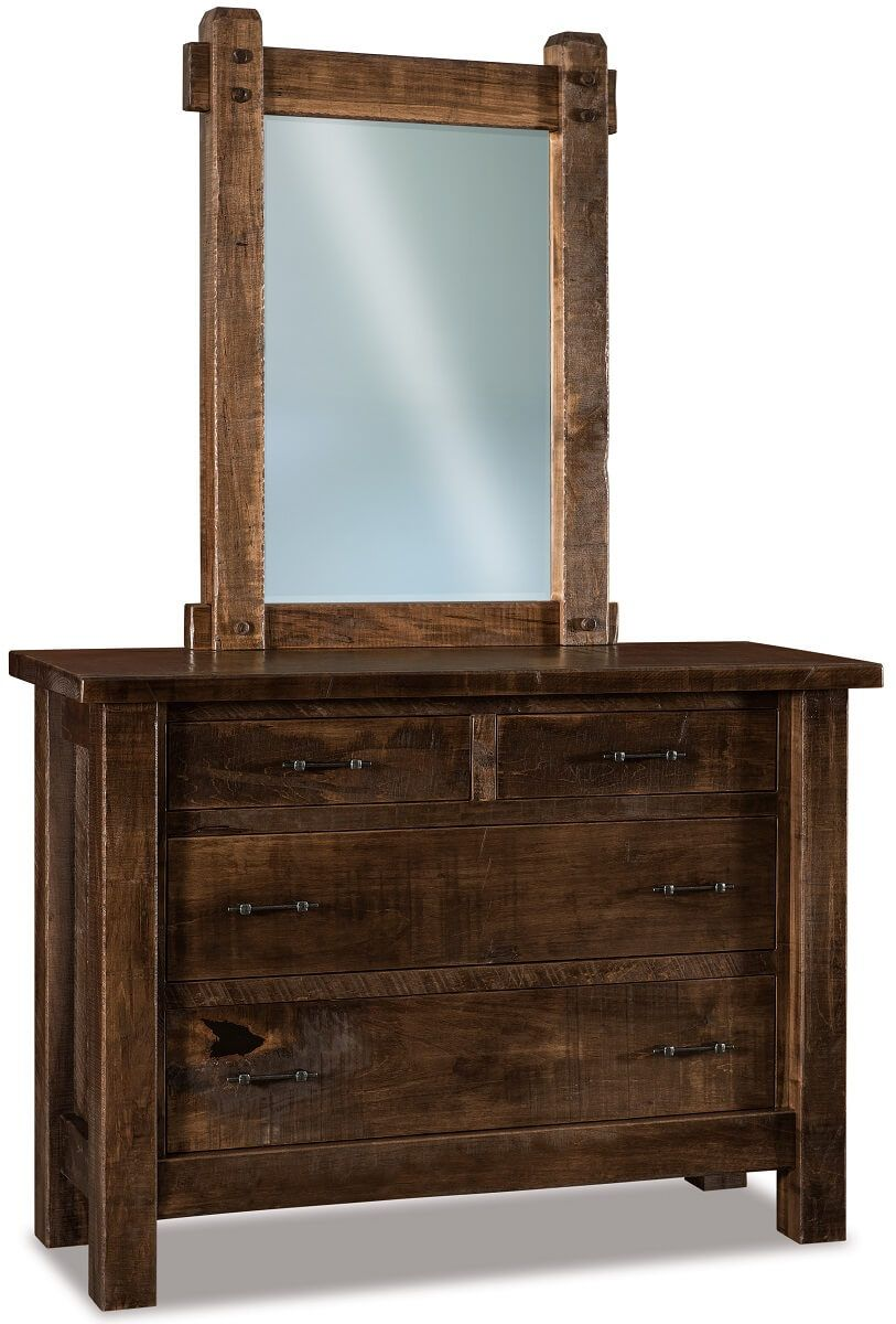 Brinkley Mirrored Dresser