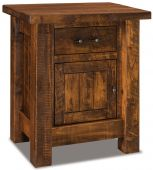 Brinkley Single Door Nightstand
