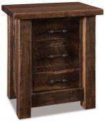 Drummond 3-Drawer Night Table