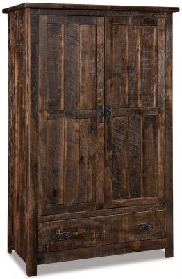 Elsmere 1-Drawer Armoire
