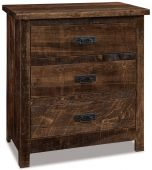 Elsmere 3-Drawer Night Table