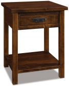 Elsmere Open Nightstand