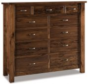 Harper 11-Drawer Double Chest
