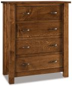 Harper 4-Drawer Chest of Drawers