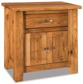 Harper Double Door Nightstand