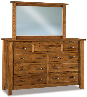 Harper Dresser with Jewelry Drawers