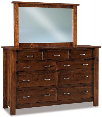 Harper Dresser with Mirror