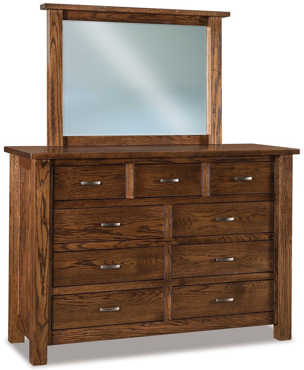Harper Mirror Dresser