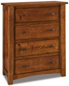 Muskegon 4-Drawer Chest