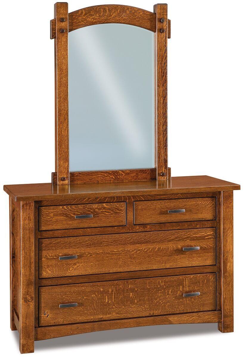 Muskegon 4-Drawer Dresser