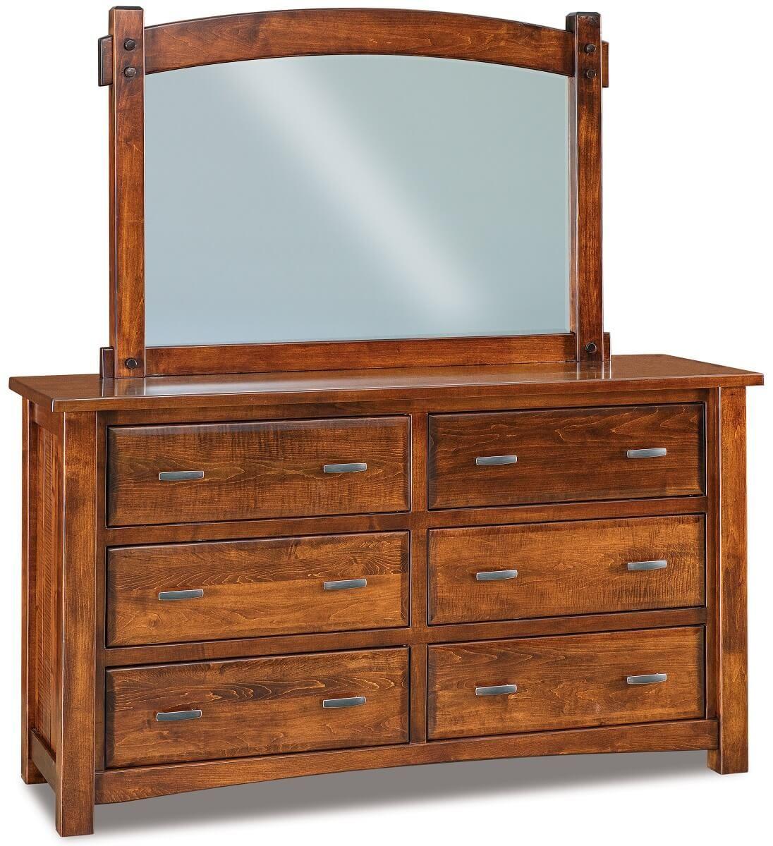 Muskegon 6-Drawer Dresser