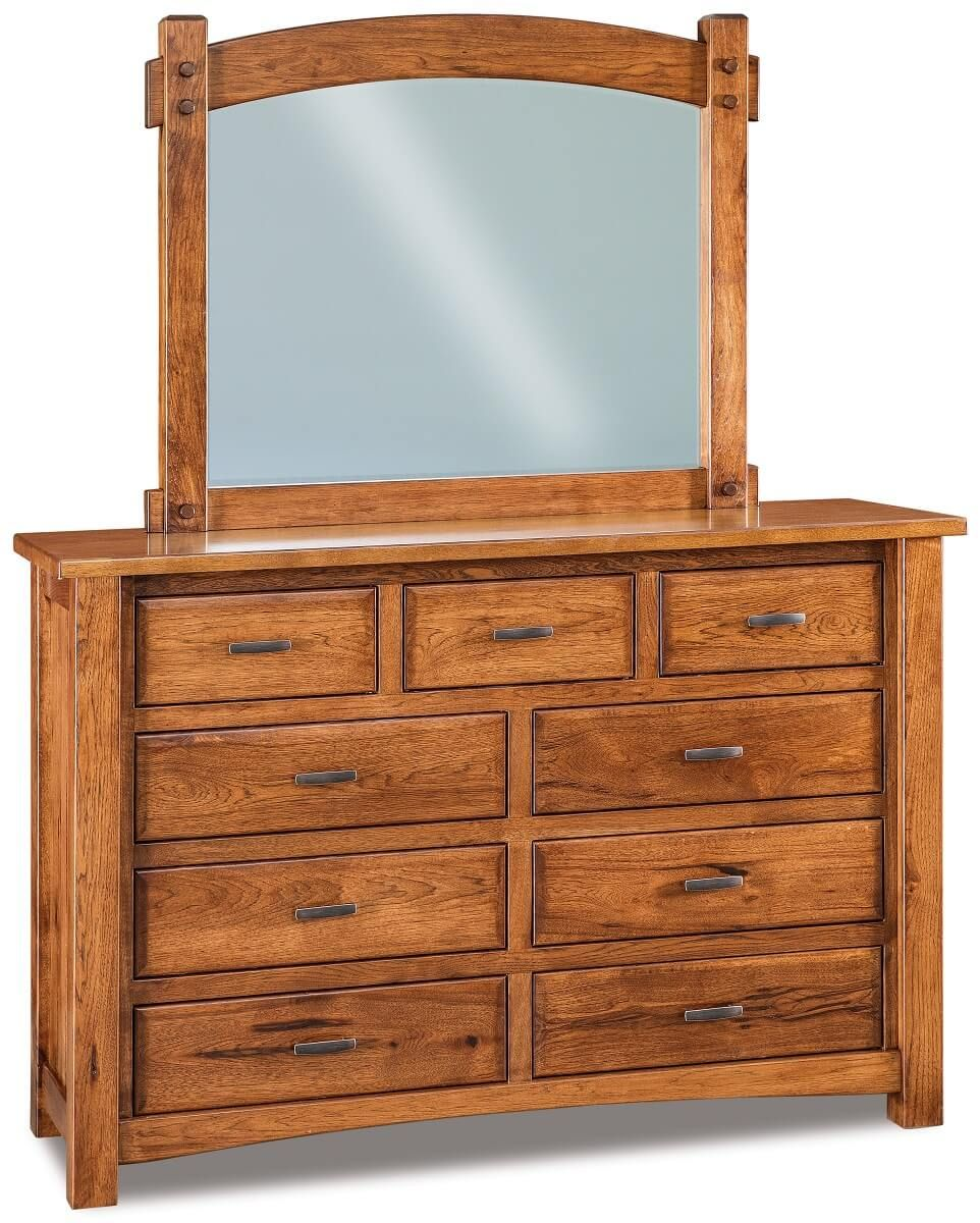 Muskegon 9-Drawer Dresser