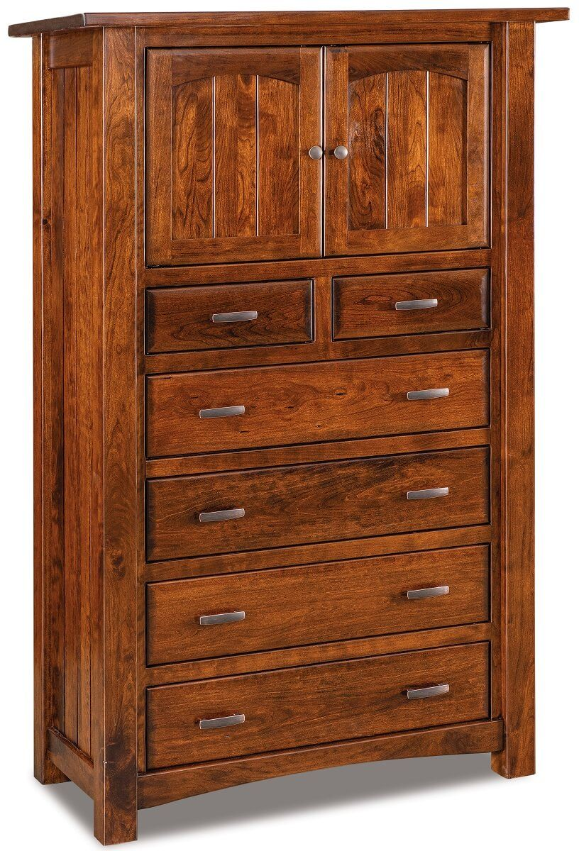 Muskegon Chest Armoire
