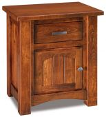 Muskegon Door Nightstand
