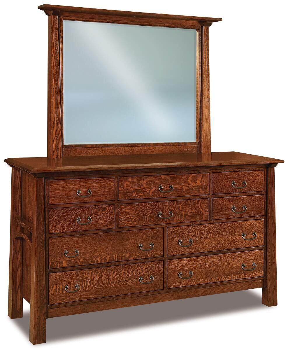 Bellevue 10-Drawer Dresser