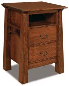 Bellevue 2-Drawer Nightstand