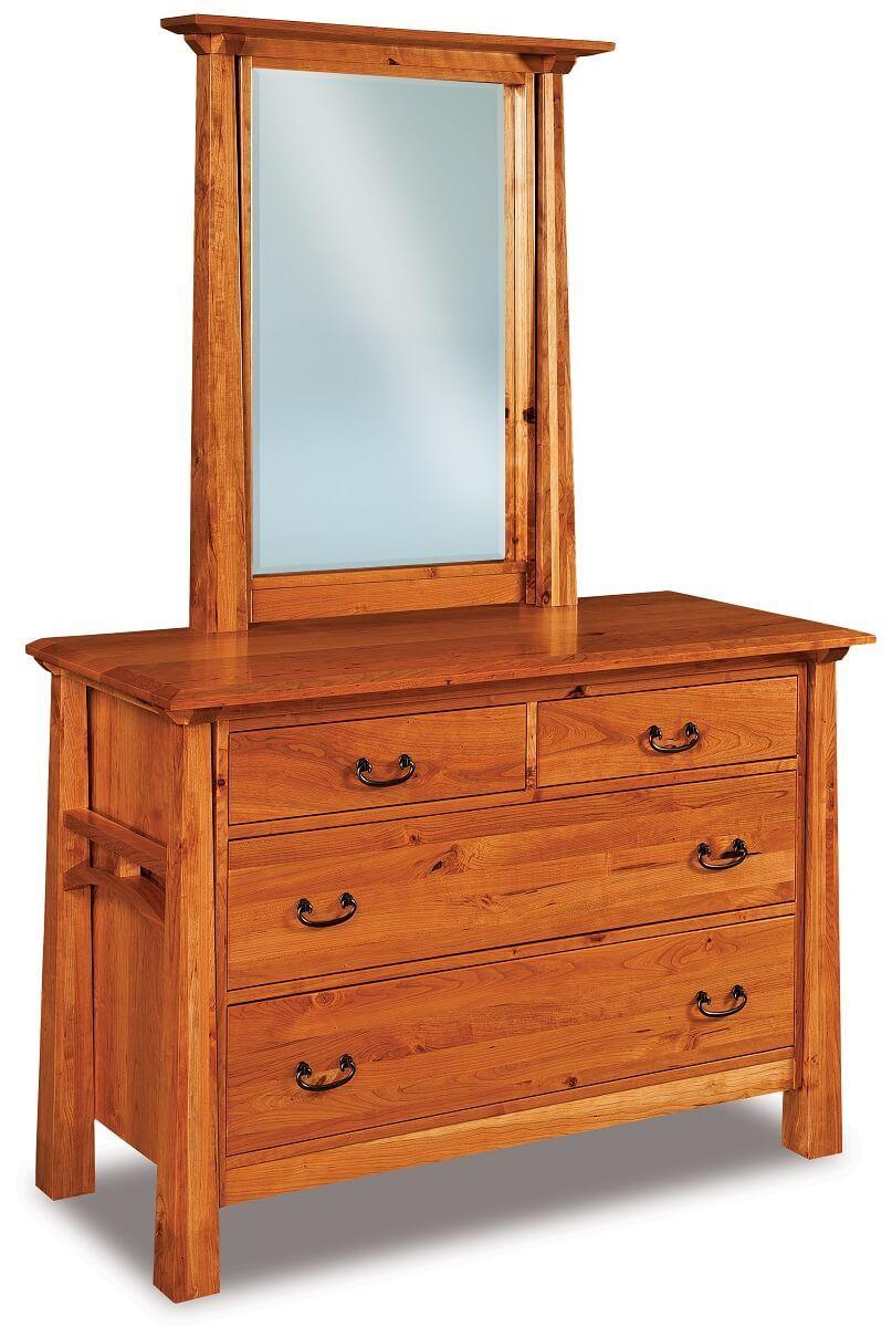 Bellevue 4-Drawer Dresser