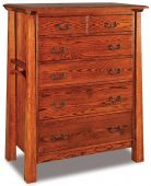 Bellevue 6-Drawer Chest