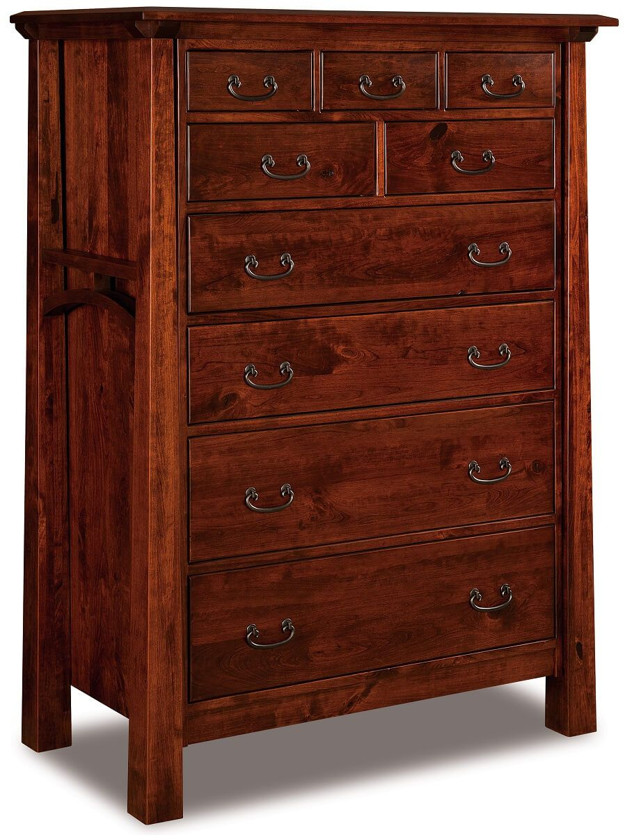 Bellevue 9-Drawer Chest of Drawers