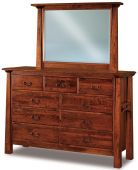 Bellevue 9-Drawer Dresser