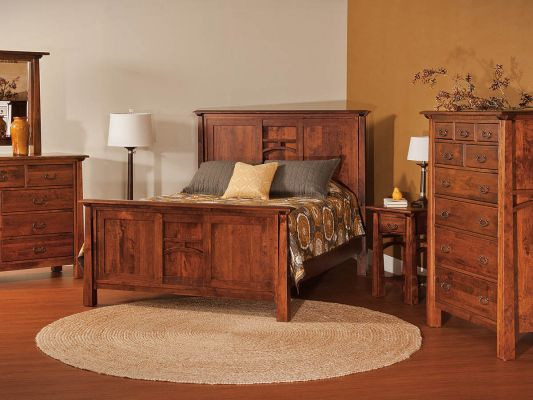 Matching Bellevue Bedroom Set