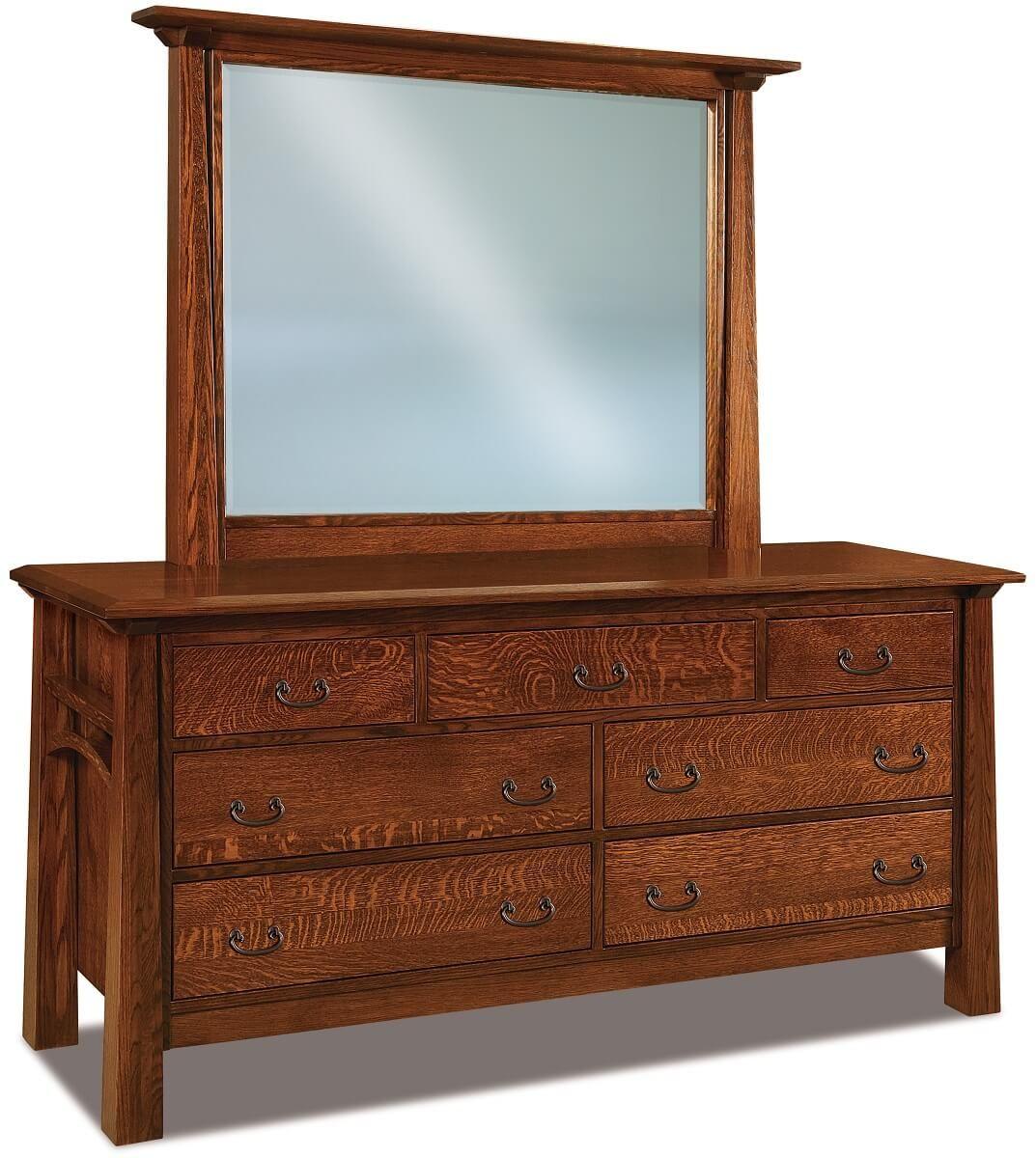 Bellevue Dresser with Mirror