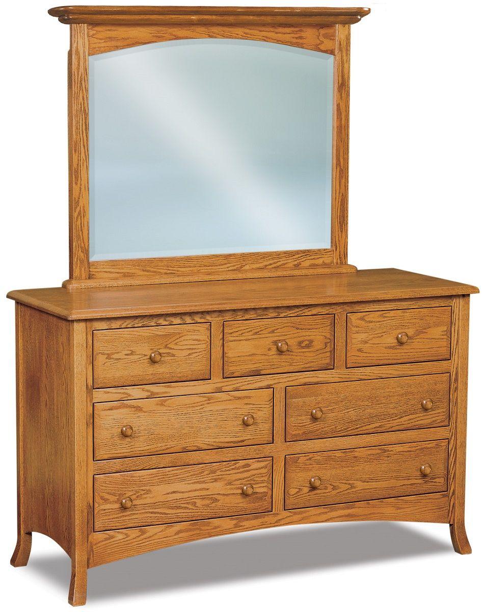 Bradley 7-Drawer Dresser