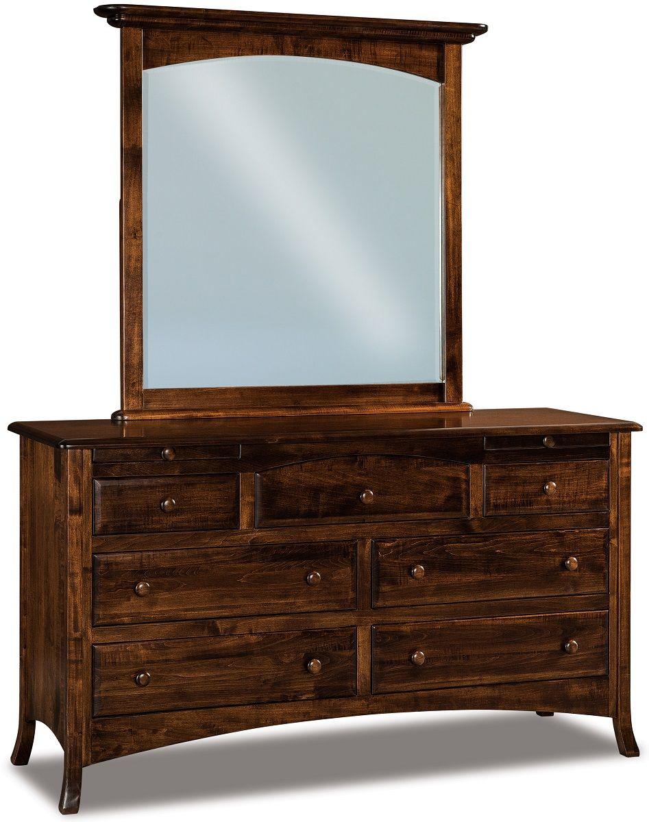 Bradley Dresser with Jewelry Drawers