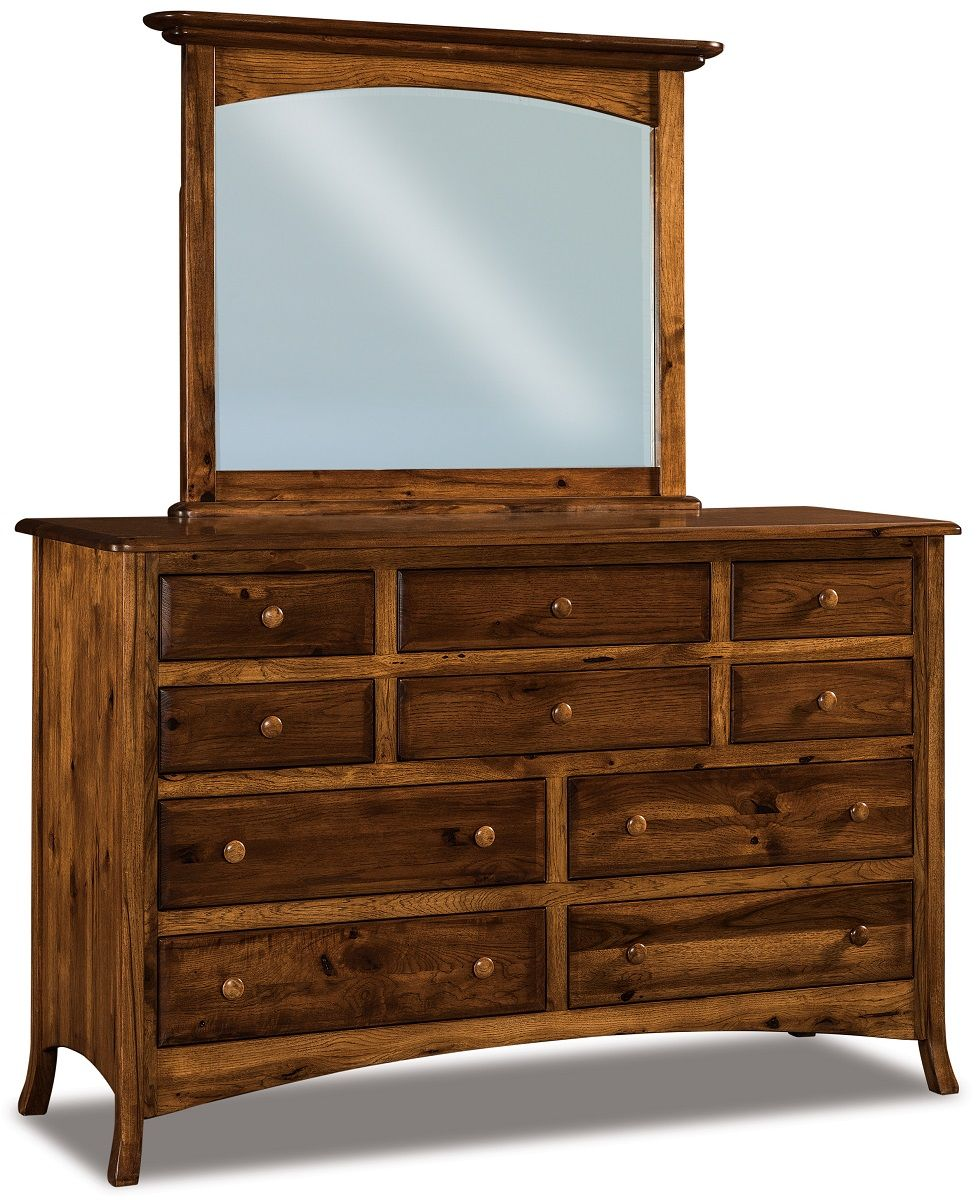 Bradley Dresser with Mirror