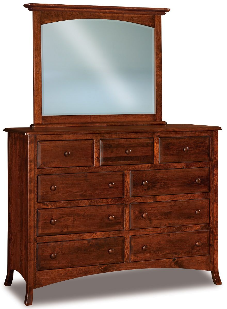 Bradley Mule Dresser