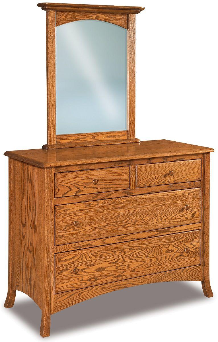 Bradley Small Dresser