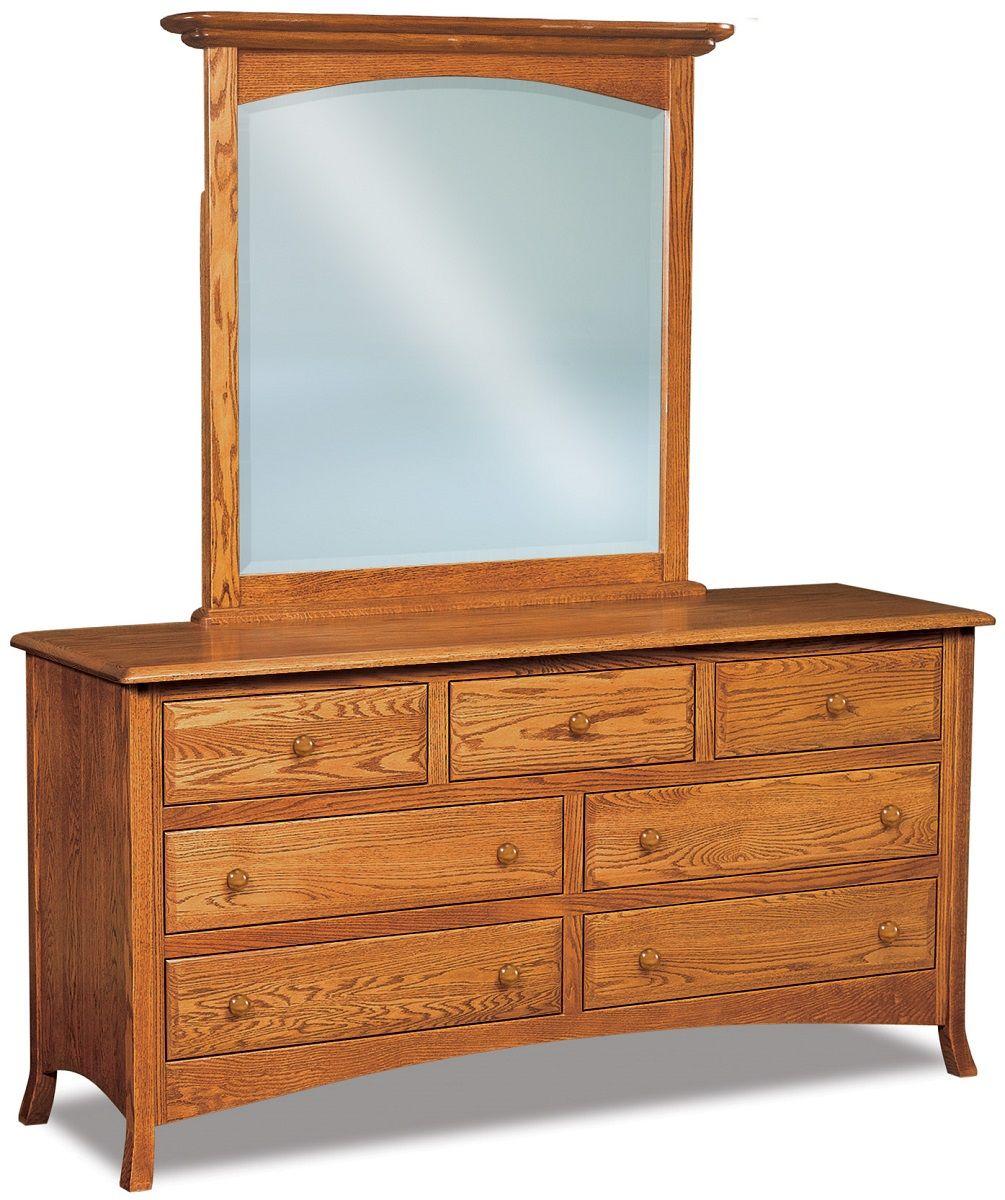 Bradley Wide Dresser