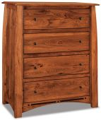 Castle Rock 4-Drawer Chest