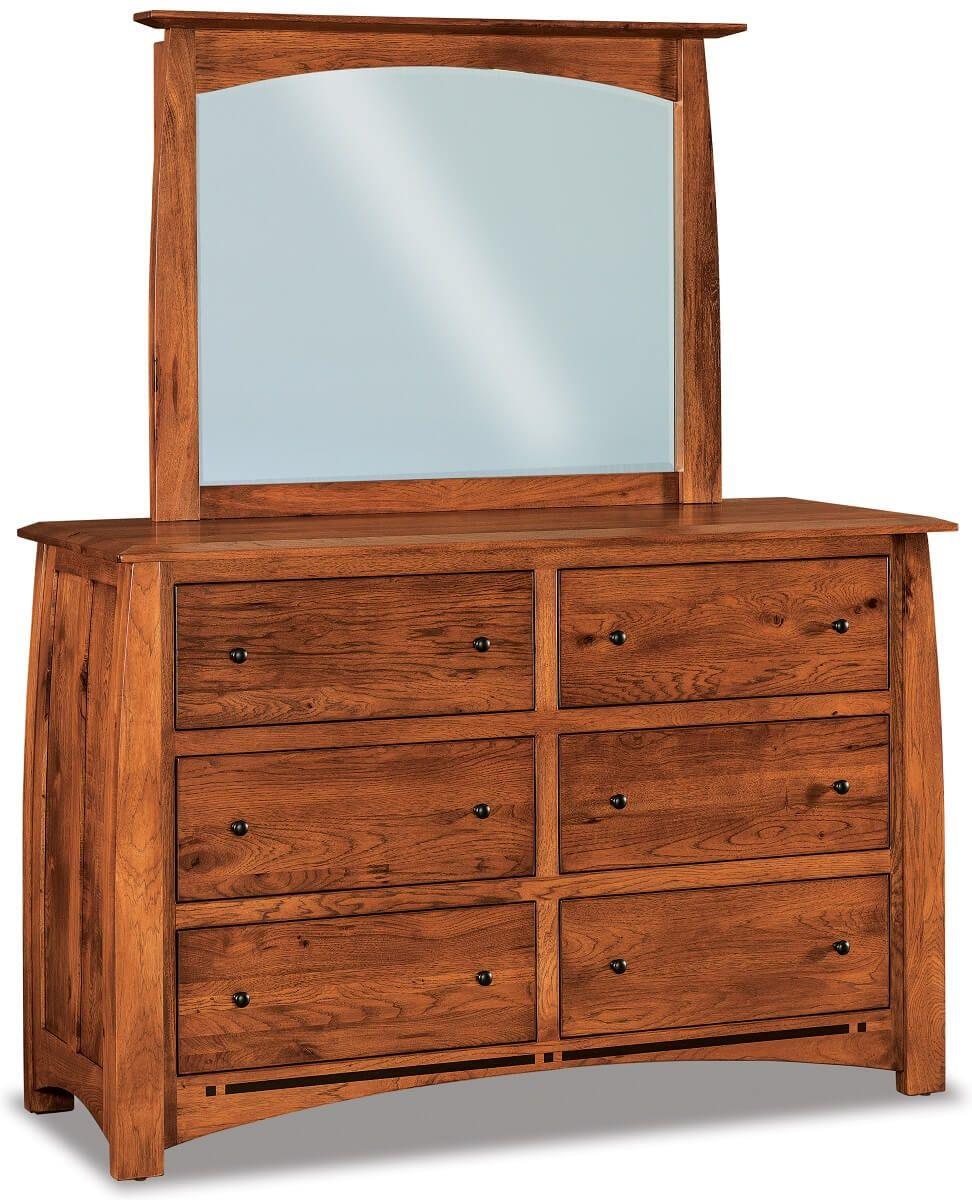 Castle Rock 6-Drawer Dresser
