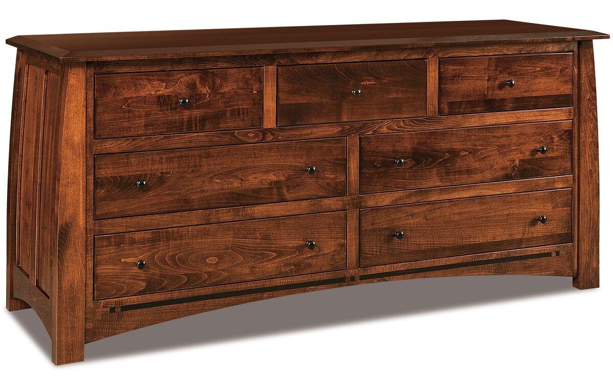 Castle Rock 7-Drawer Dresser