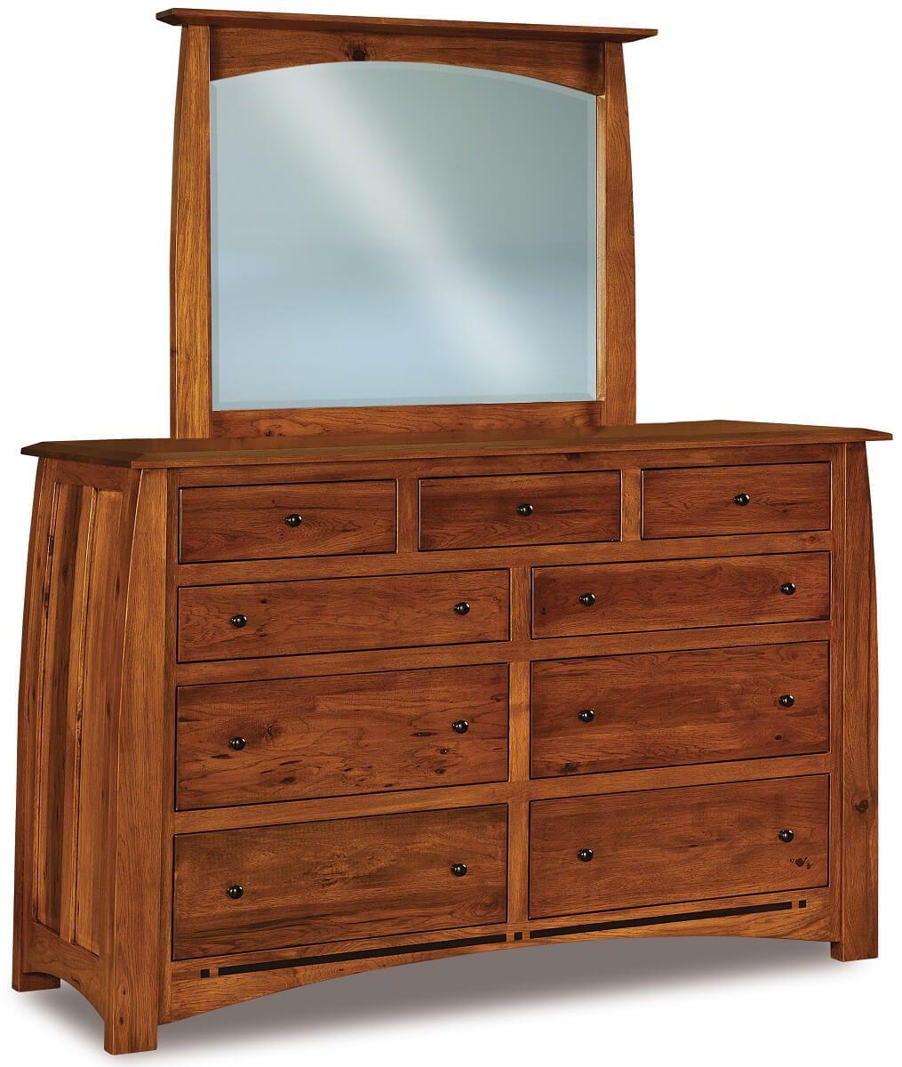 Castle Rock Deluxe Mirror Dresser