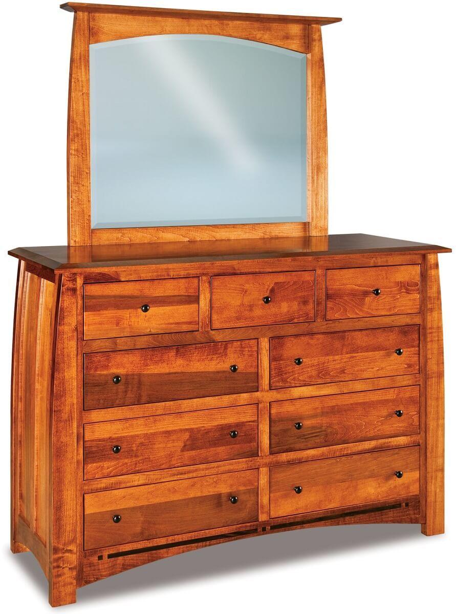 Castle Rock Mirror Dresser