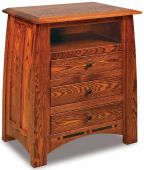 Castle Rock Tall Nightstand