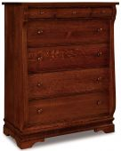 Milwaukee Sleigh 7-Drawer Chest