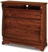 Milwaukee Sleigh Media Chest