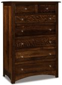 Norway 7-Drawer Chest