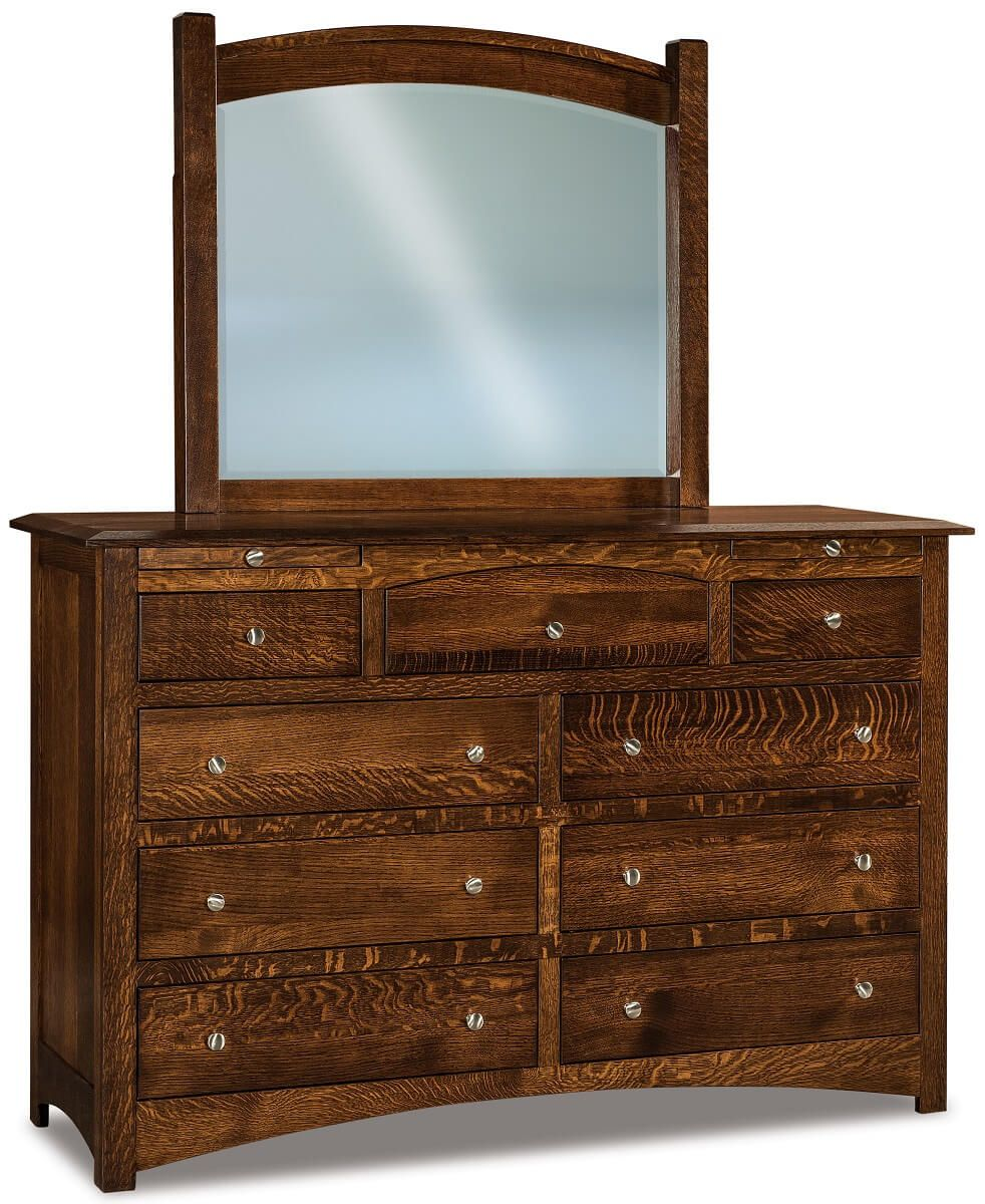 Norway Dresser with Jewelry Drawers