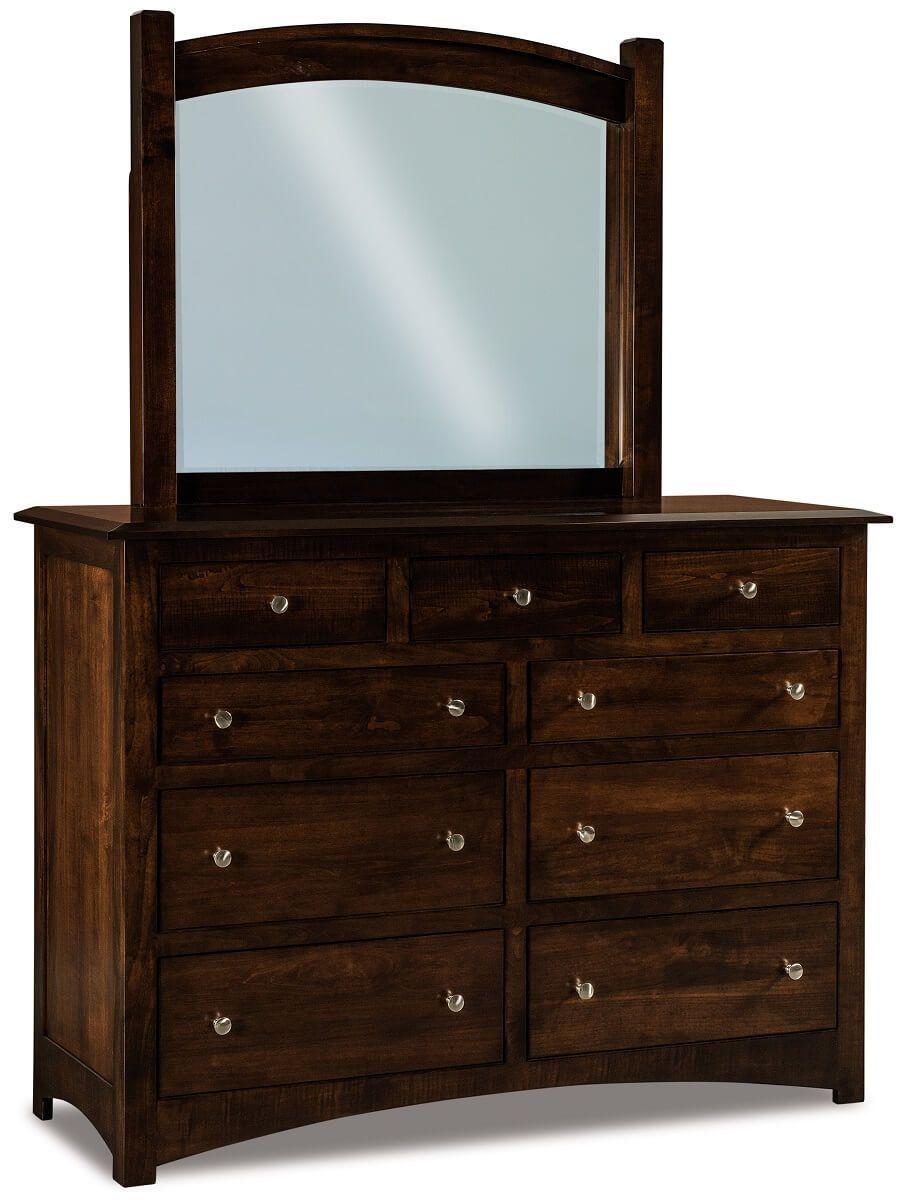Norway Mirror Dresser
