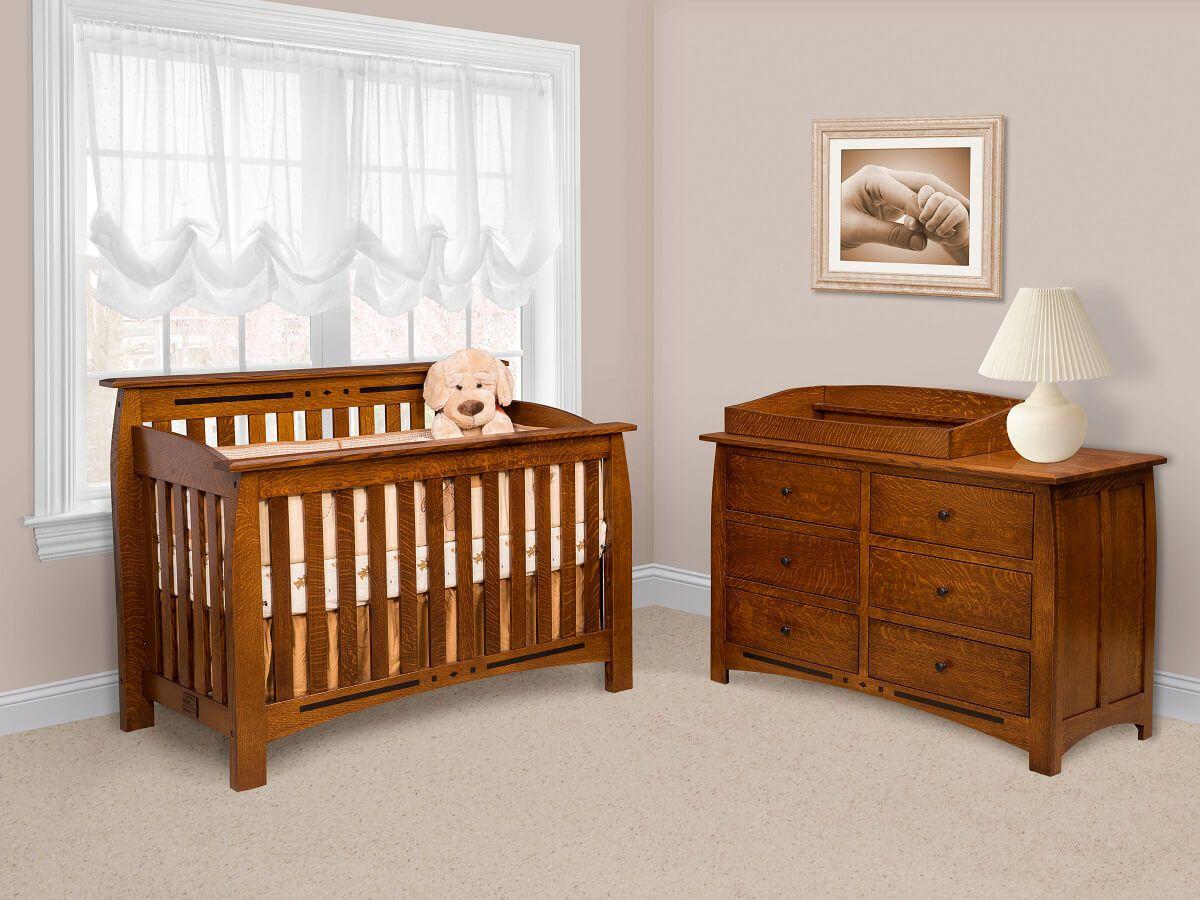 Boulder Creek Baby Furniture Set